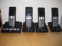 BT Edge 1500 Quad Phones