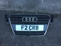 Audi A5 front grill 2007+