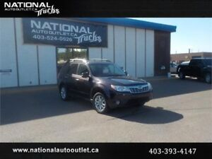 2013 Subaru Forester 2.5X LIMITED AWD