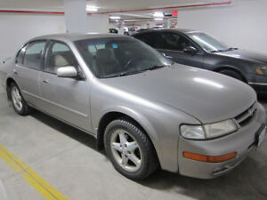 1999 Nissan Maxima, 5 Speed, Made in Japan