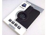 New Targus Versavu 360 Rotating Black Slim Case and Stand for iPad Mini