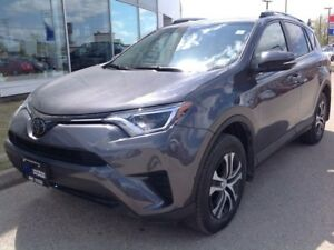 2017 Toyota Rav4 AWD LE Bluetooth No Accidents
