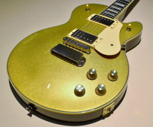 HAGSTROM SWEDE GOLD TOP ELECTRIC GUITAR