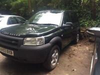 Land Rover Freelander 2.0Td4 2003MY