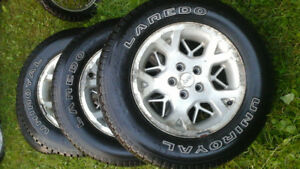 Jeep cherokee tires,rims