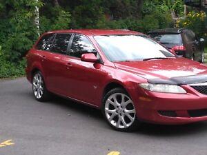 2005 Mazda6 GS Wagon