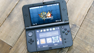 """""""New"""" 3DS XL"""