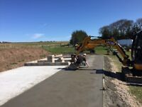 Experienced groundworker required long term