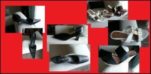 4 pairs 1 price, SIZE 7 (37 french size)SHOES