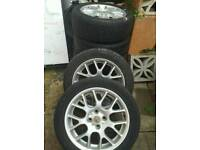 MG Alloys 205/50 R16