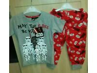 New Children's Star Wars Pyjamas