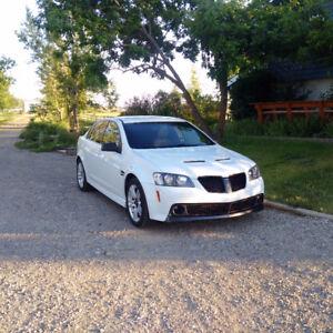 2009 Pontiac G8 Sports Sedan