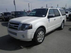 2011 Ford Expedition Max Limited 4x4 Leather Nav Sunroof