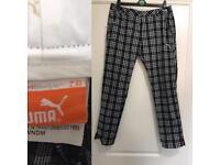 Puma Golf trousers - w34 l32