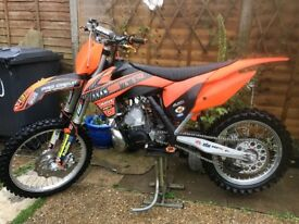 KTM 250 sx 2012 mint bike had a very easy life not Kx yz rm cr tm husky tc
