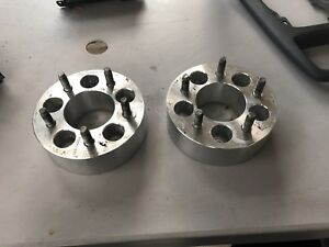 """2 spacer 2"""" 5x114.3"""