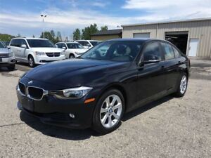 2013 BMW 3 Series 320i xDrive/CARPROOF CLEAN/LEATHERETTE