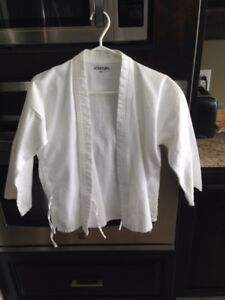 Childs Karate Jacket with Belts