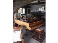 Collard & Collard Piano Free to a worthy cause, ideally a charity.