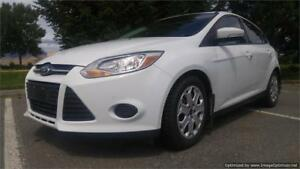 2014 FORD FOCUS *ONLY 44,900KMS, FACTORY WARRANTY, ONE OWNER*
