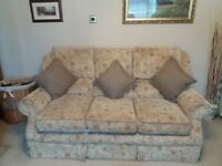 2 and 3 seater sofa. Good condition.