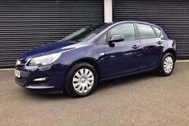 2013 VAUXHALL ASTRA 1.7 CDTI EXCLUSIV 110 FINANCE AVAILABLE