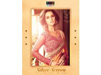 TFH SILVER SCREEN ISSUE VOL 9 WHOLESALE CELEBRATION SPECIAL INDIAN SAREE