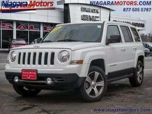 2016 Jeep Patriot Sport  HIGH ALTITUDE 4X4