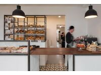 Baker & Pastry Chef for Sourdough Bakery in East Finchley, N2