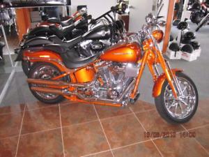 Harley Davidson FXSTS 2008