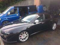 Alfa Romeo 159 ti diesel 79k fsh 2nd owner
