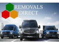 Qulity & Friendly Removals £15ph & Man with Van Hire CALL NOW!!!! Professional Services