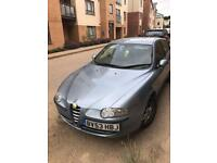 Alfa Romeo 147 1.9 Diesel with full leather interior excellent condition 1 year MOT