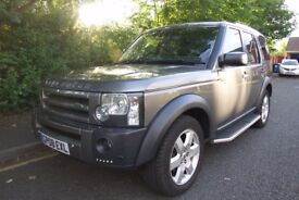 2008 Land Rover Discovery 3 2.7TD V6 HSE AUTO 7 Seater