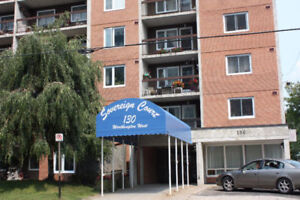 1 Bedroom plus Den Condo in Security Building