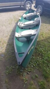 15ft Mackinaw SS Water Quest Canoe
