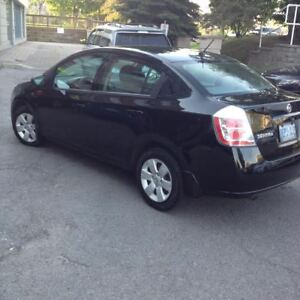 2008 Nissan Sentra 2.0 Sedan First owner 104000 KM