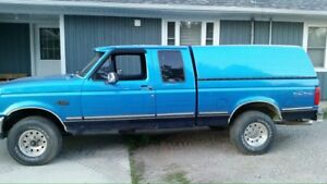 For Sale 1994 Ford F-150 Extended Cab