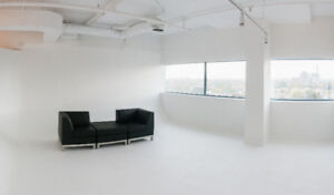 Daily to Monthly Photo Studio Rental Available - Downtown