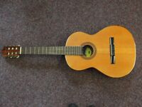 Goya Classical Spanish Guitar Model 4,very nice