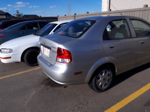 2004 Chevy Aveo for parts