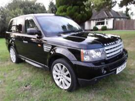 Land Rover Range Rover Sport 2.7 TDV6 HSE one owner from new