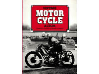 VINTAGE MOTOR CYCLE ALBUM book by Dennis Howard. 96 pages pub 1982