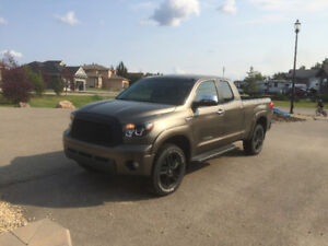 2007 Toyota Tundra Limited Pickup Truck, FIRM, NO TRADES