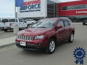 2014 Jeep Compass North 4x4 - 48,990 KMs, 5 Passenger SUV