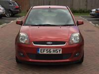 Quick Sale 2006 Ford Fiesta Ghia 1.4 petrol Full Leather 1 Owner mile F.Servic Histry Mot 16/12/17