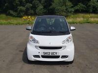 Smart car 2012/12 Reg