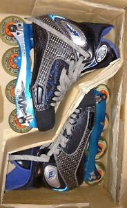 Mission Type M Rollerblades Size 12