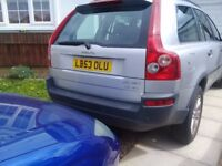 Volvo XC90 D5 AWD AUTO DIESEL FOR OR SWAP