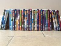 Scooby-Doo DVD collection
